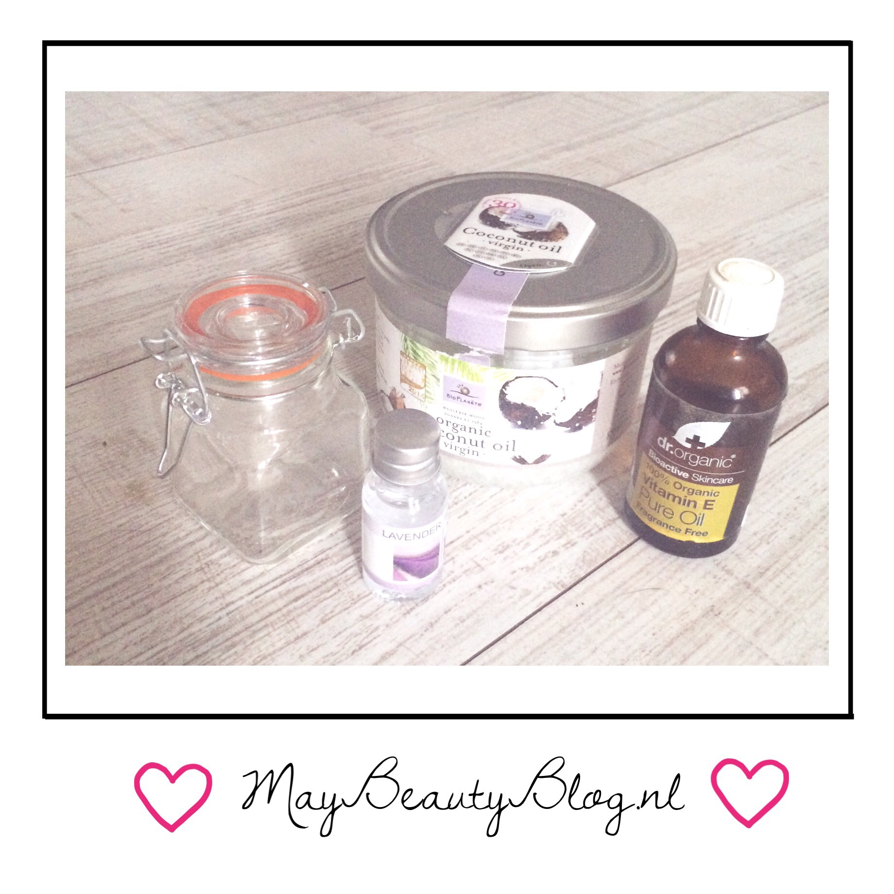 DIY Whipped coconut body butter