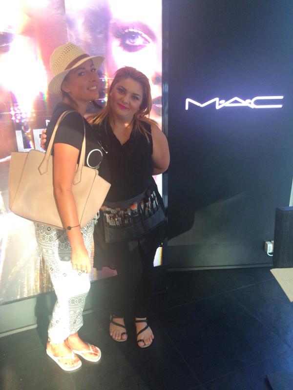 MAC store Rhodos