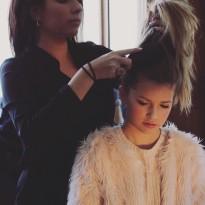 Haar en make-up Jade