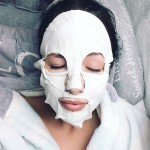 Bamboo sheet mask earth kiss