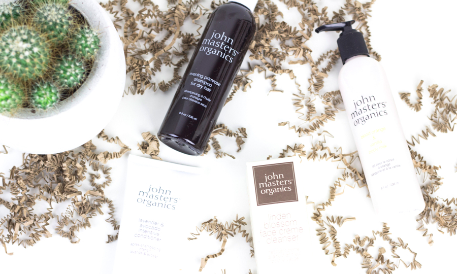 John Masters Organics: Shampoo & Conditioner