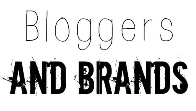bloggers and brands logo