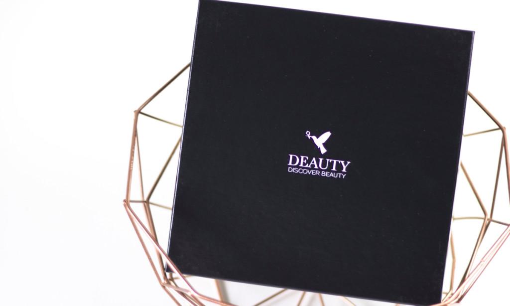 Unboxing Deautybox maart
