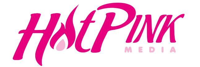Hotpink media logo