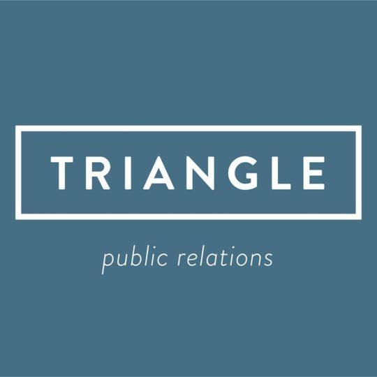 Triangle pr logo