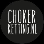 Choker ketting logo