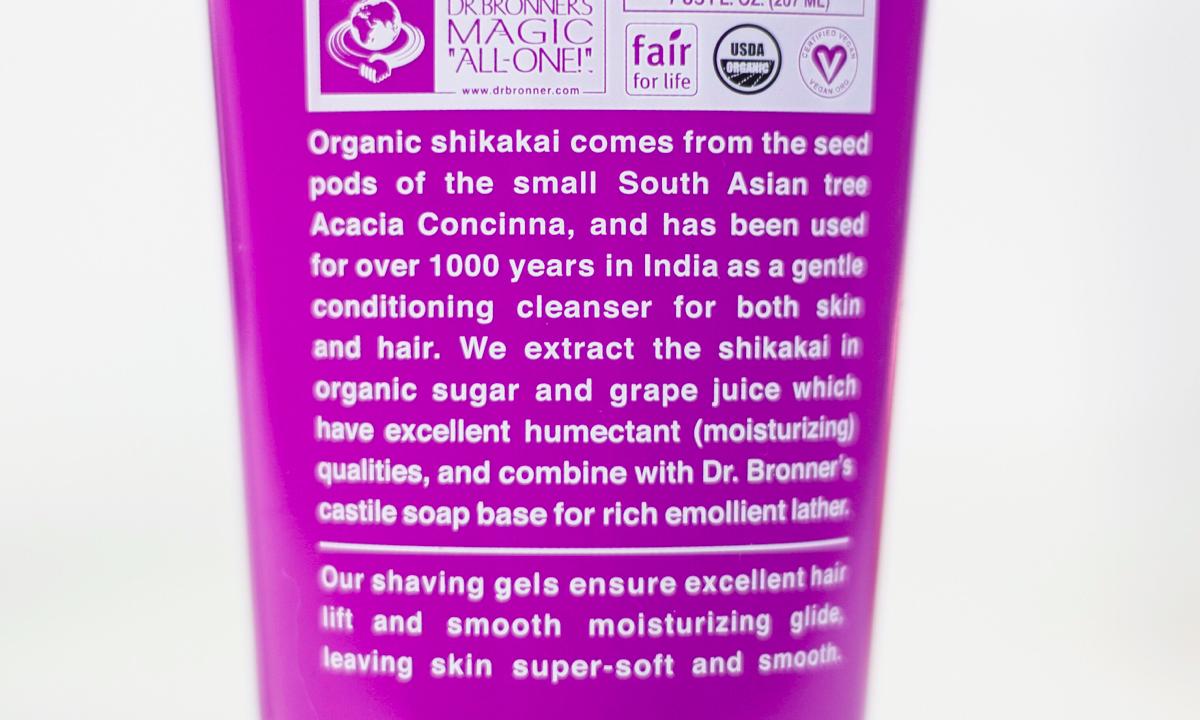 Organic scheren