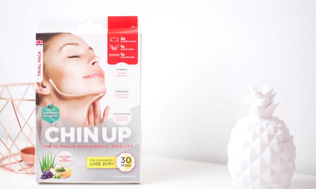 Chinup Mask: Onderkin afslanken
