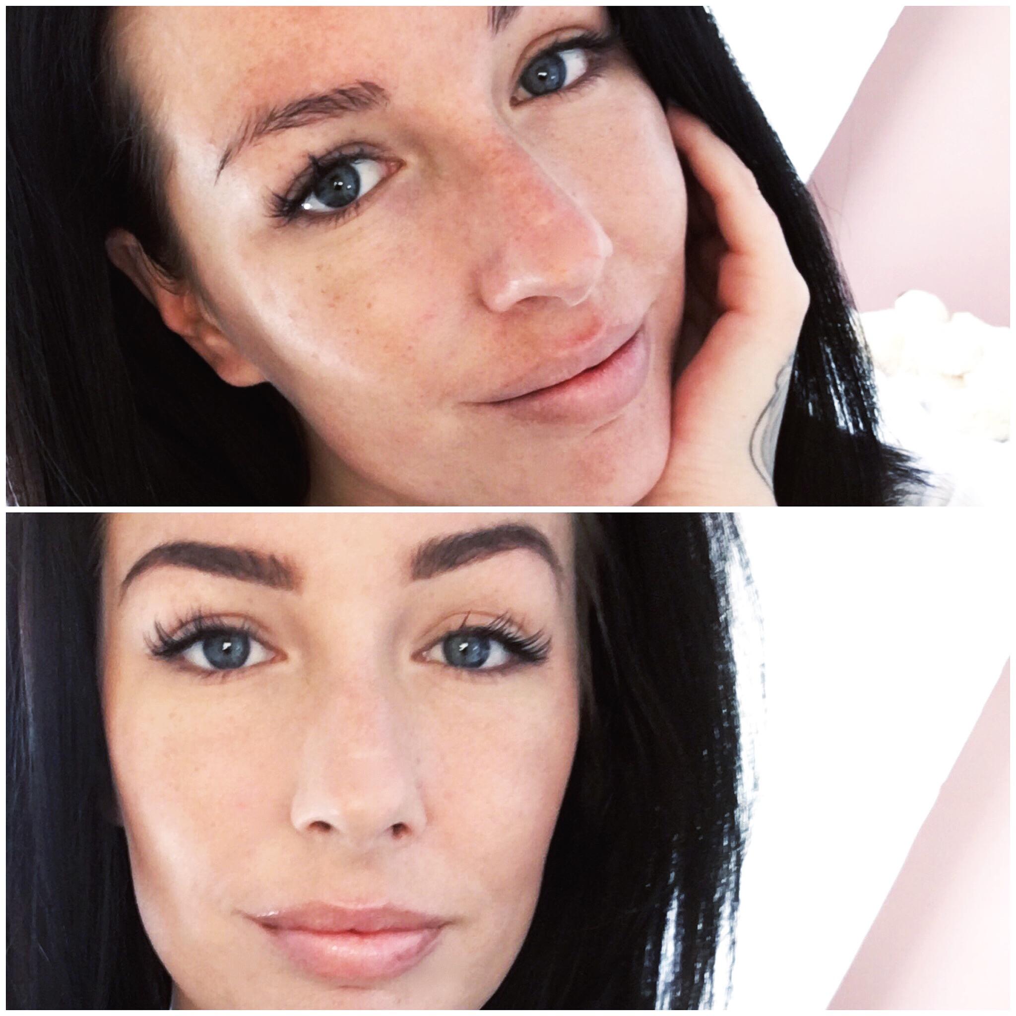 Airbrush foundation: no more Photoshop?