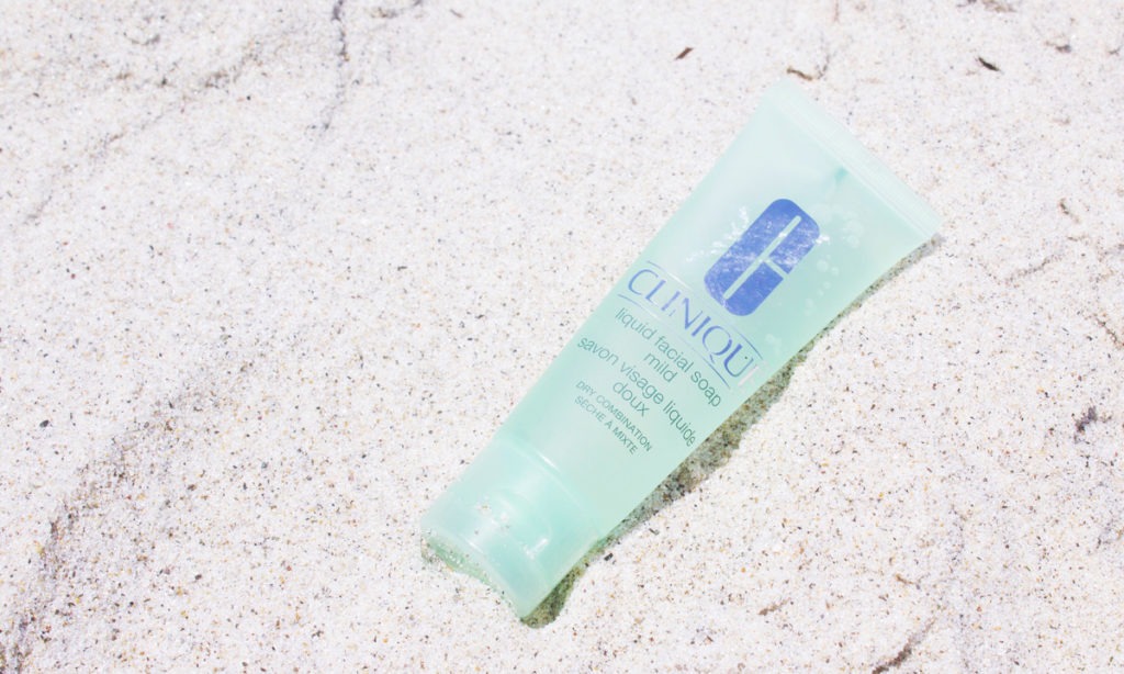 Vakantie musthaves Clinique travel