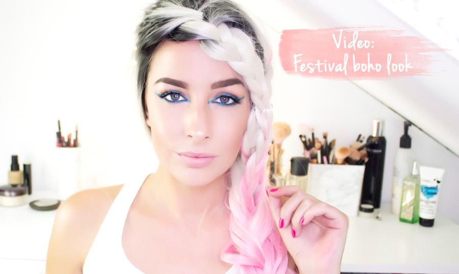 Video: Festival Boho Look