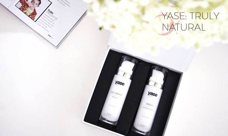 Yase Cosmetics: Natuurlijke skincare