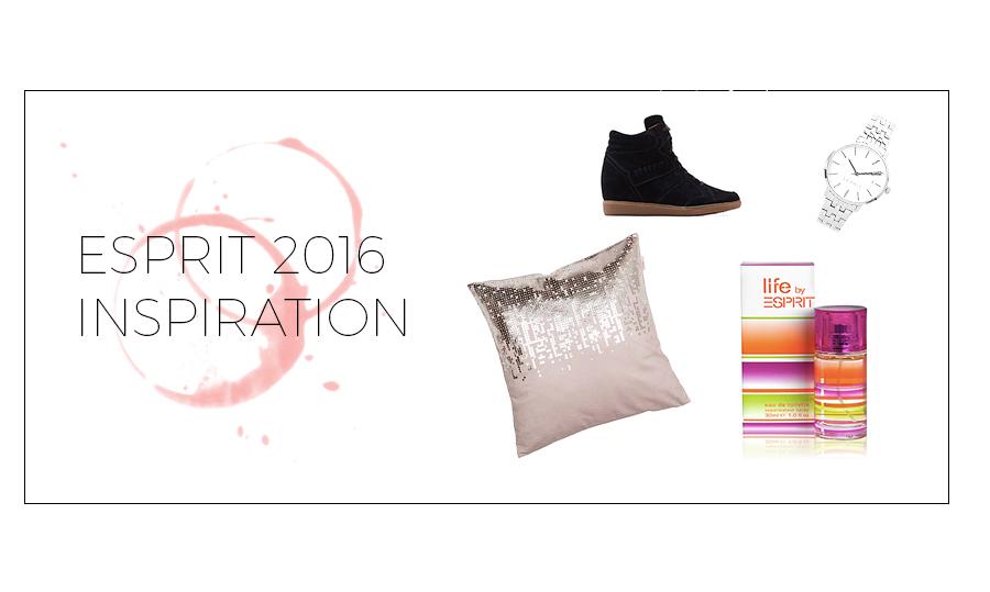 ESPRIT FALL INSPIRATION 2016