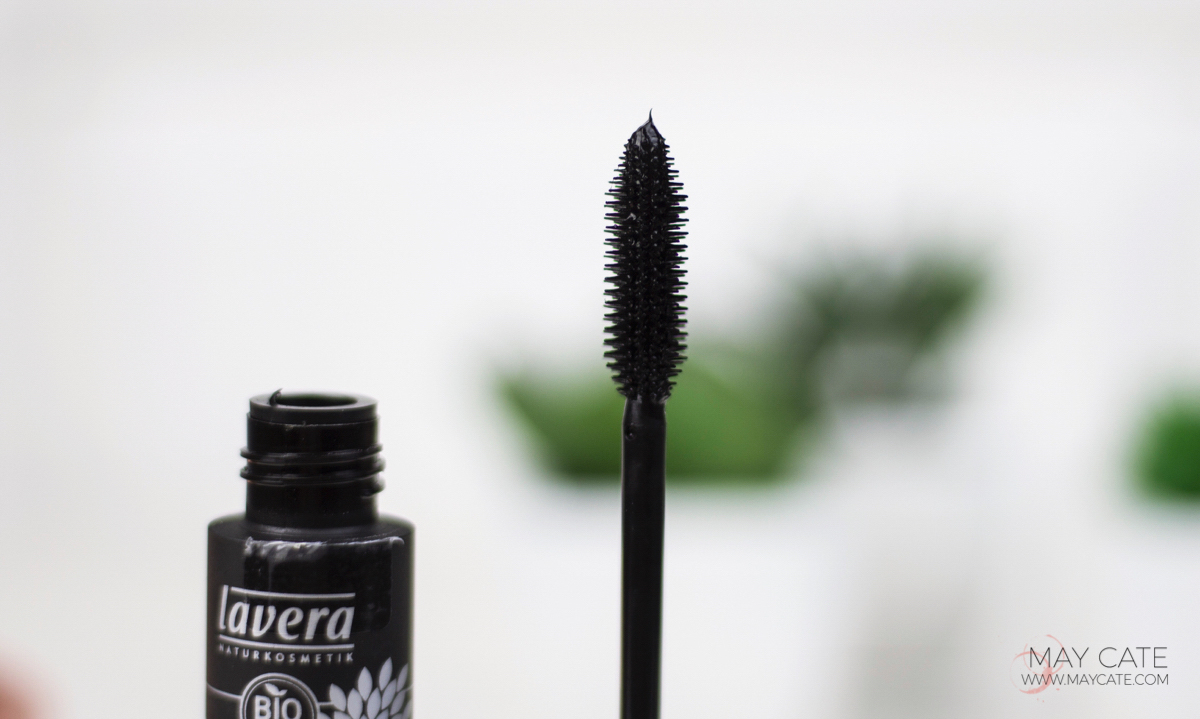Natuurlijke mascara lavera