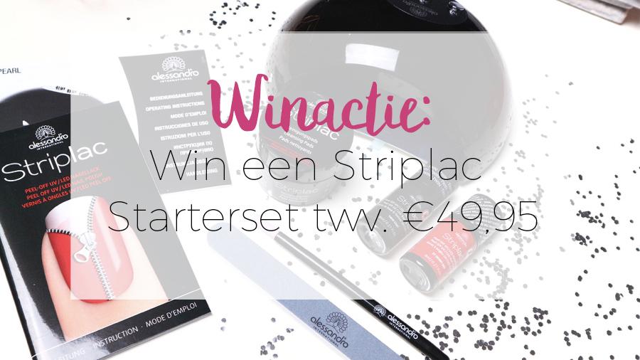 WINACTIE: STRIPLAC STARTERSET + REVIEW