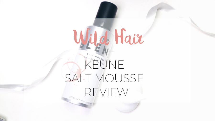 WILD HAIR BY KEUNE