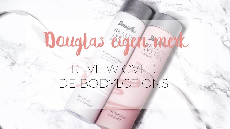 REVIEW: DOUGLAS BODYLOTION
