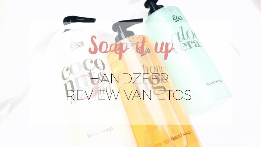 SOAP IT UP: HANDZEEP VAN ETOS
