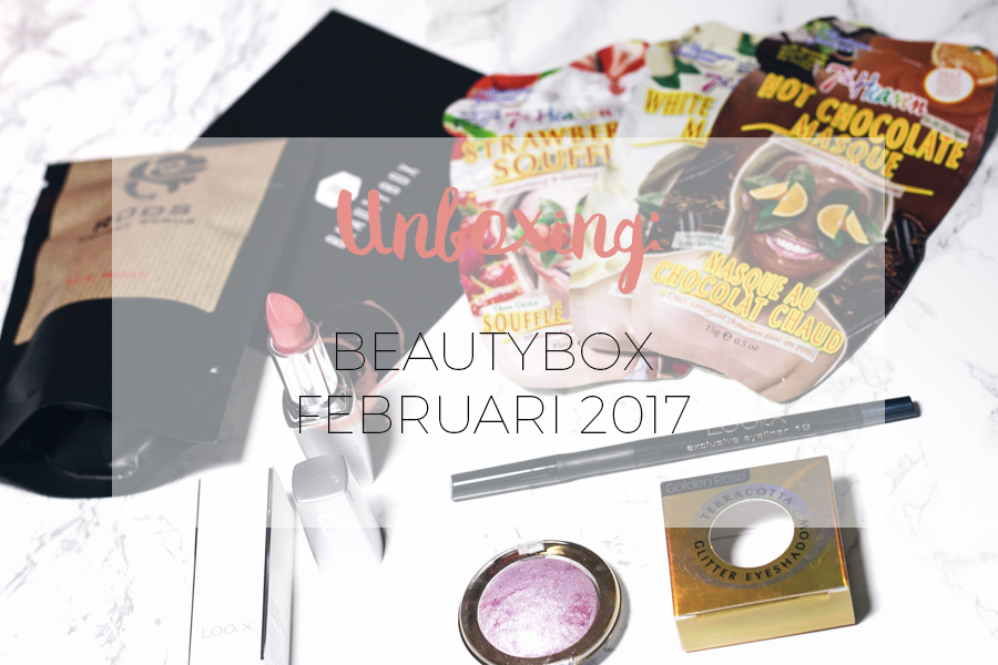 UNBOXING BEAUTYBOX FEBRUARI