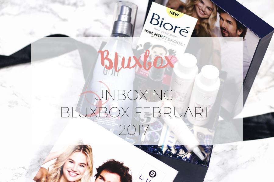 UNBOXING BLUXBOX FEBRUARI