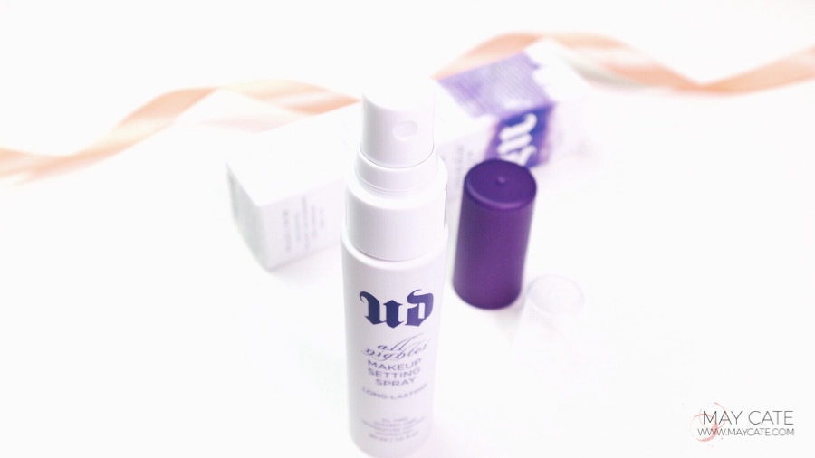 REVIEW: URBAN DECAY SETTING SPRAY