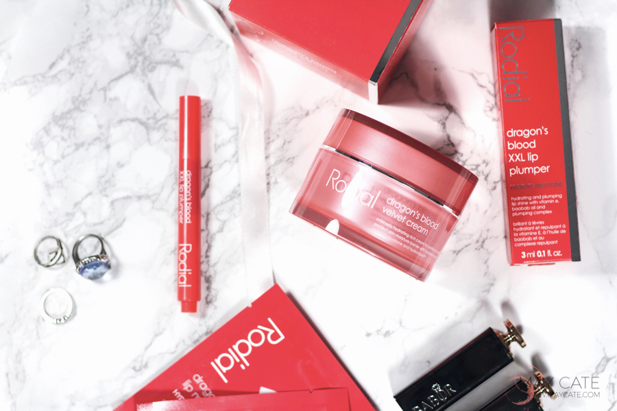 BIGGER & SOFTER LIPS MET RODIAL'S DRAGONBLOOD
