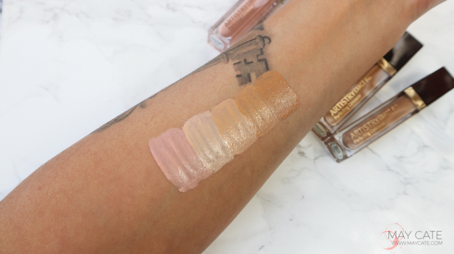 ARTISTRY CONCEALERS REVIEW* NEW
