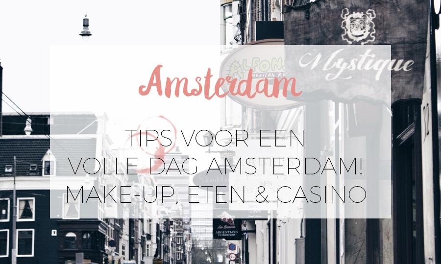 Tips Voor Een Dagje Uit Naar Amsterdam May Cate