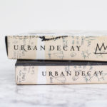 LIMITED URBAN DECAY COLLAB MET JEAN-MICHEL BASQUIAT