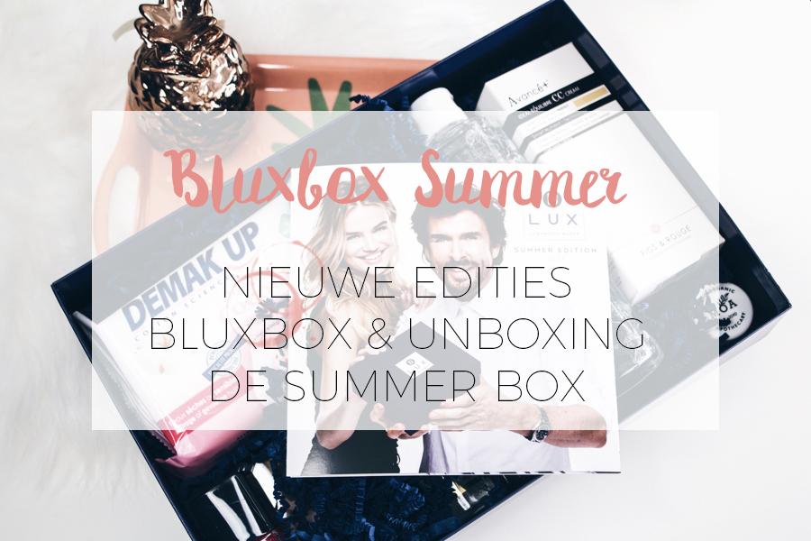 BLUXBOX SUMMER EDITIE