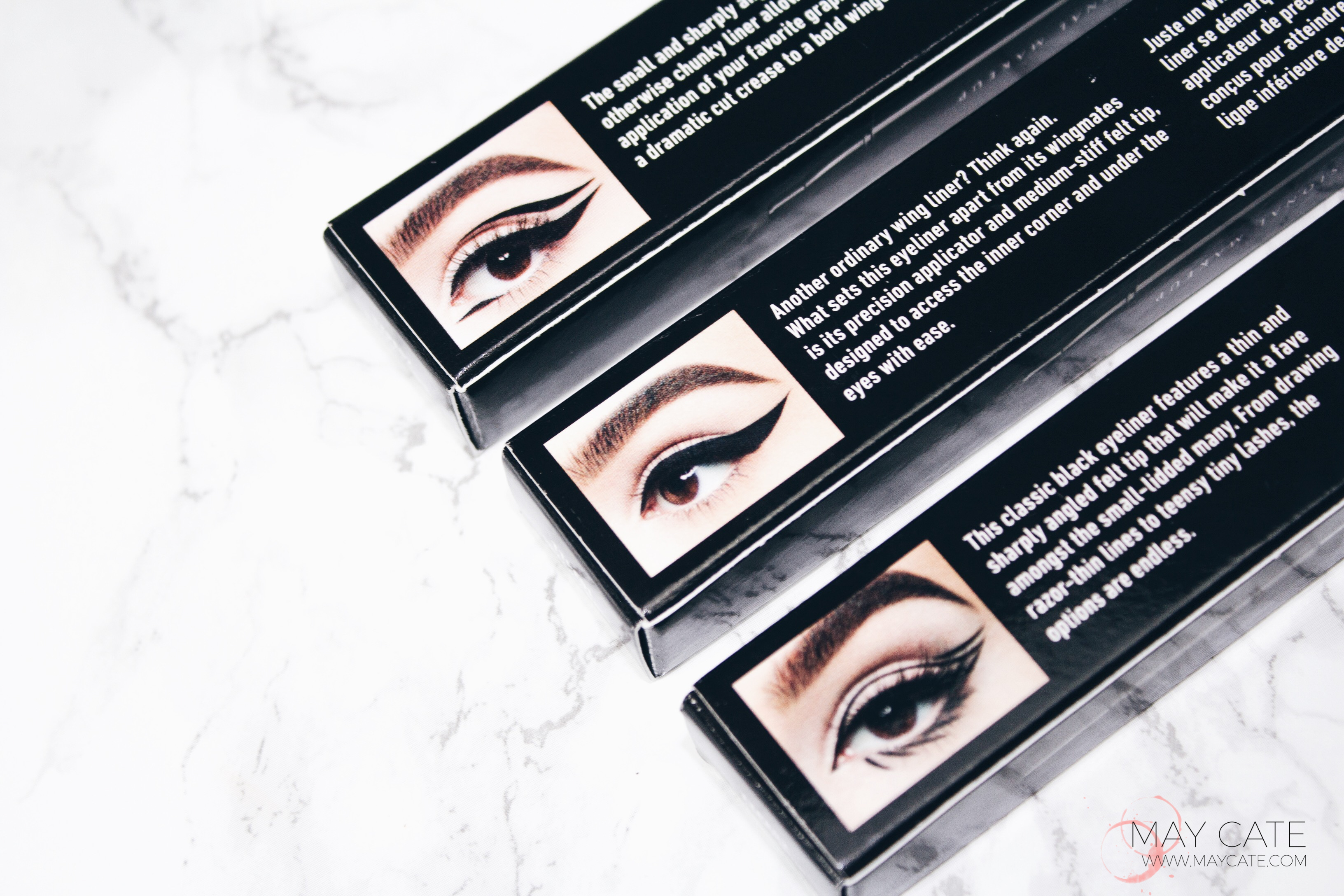THAT'S THE POINT EYELINERS VAN NYX PROFESSIONAL MAKE-UP