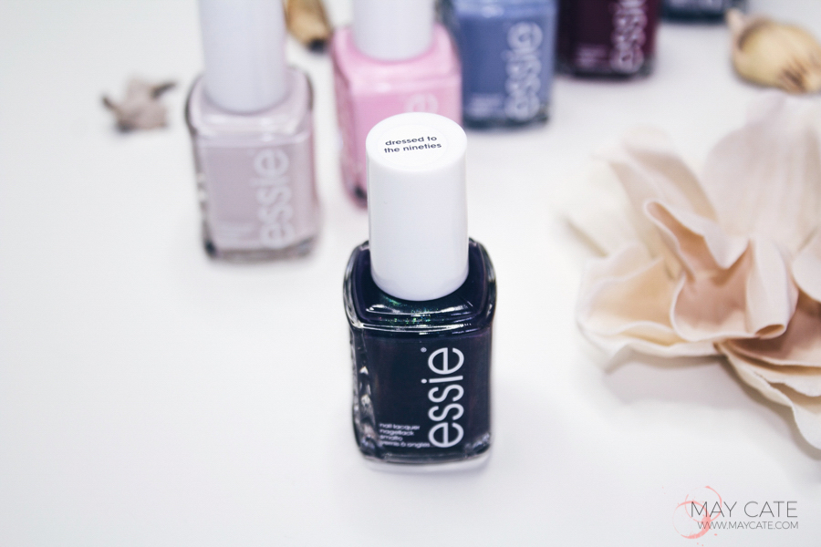 ESSIE FALL COLLECTION 2017.