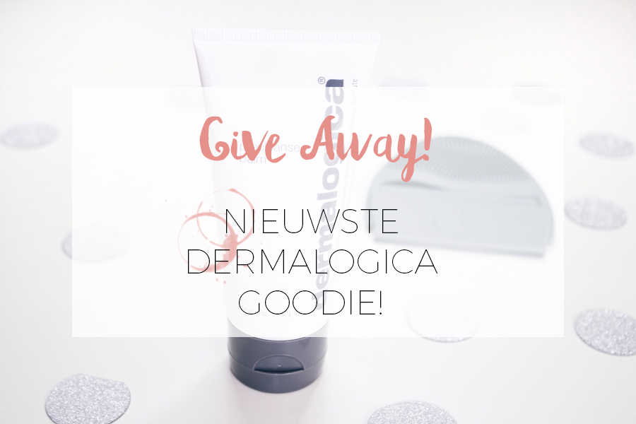 NIEUWSTE DERMALOGICA PRODUCT + GIVE AWAY!