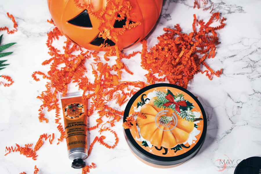TRICK OR TREAT YOUR SKIN. THE BODYSHOP HALLOWEEN!