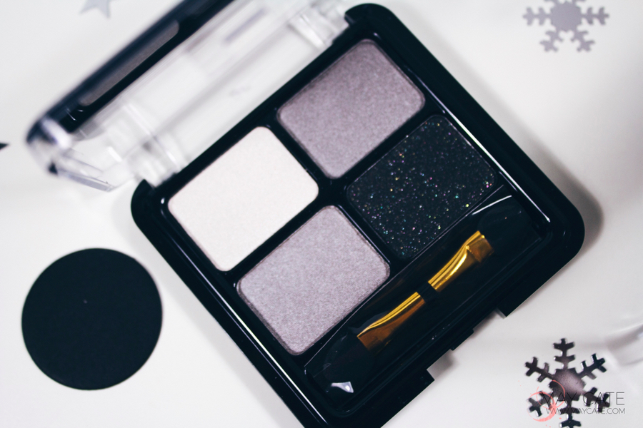CHRISTMAS WITH CHRISTIAN FAYE EYESHADOW PALETTES