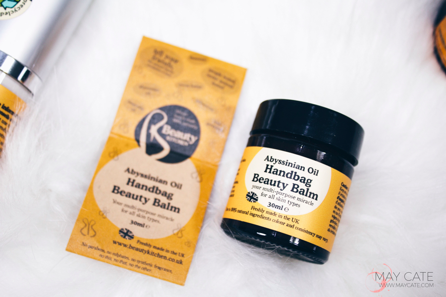 The Beauty Kitchen 5 minute miracle mask