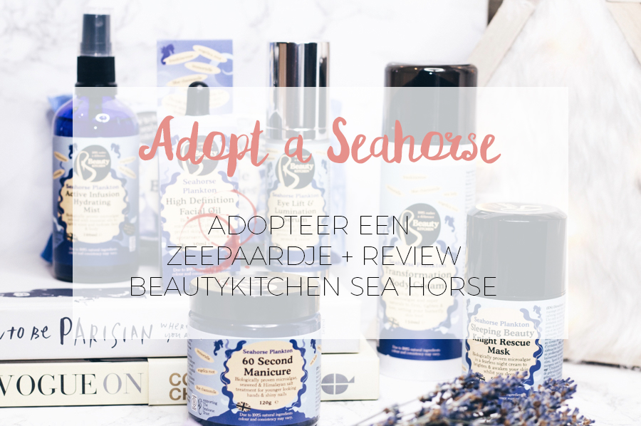 The Beauty Kitchen Sea horse collectie
