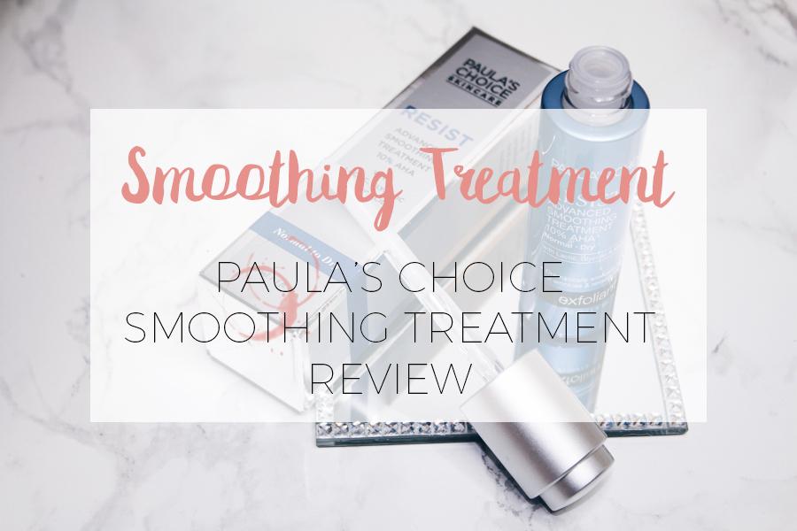 SMOOTHING TREATMENT VAN PAULA'S CHOICE