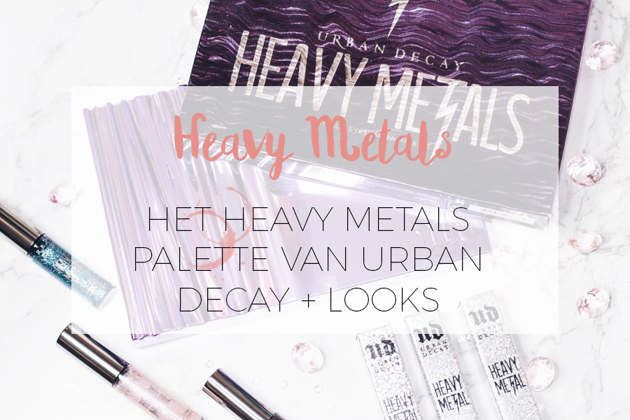URBAN DECAY'S HEAVY METALS!