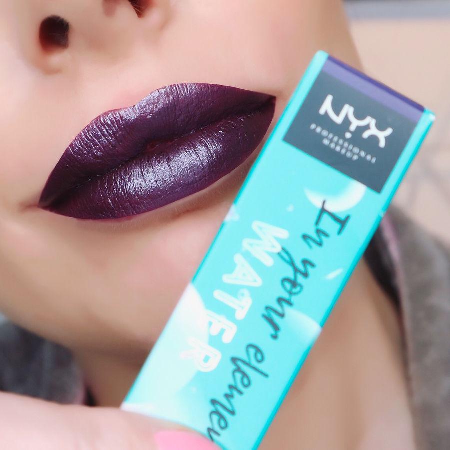 NYX IN YOUR ELEMENT LIPPIES + SWATCHES