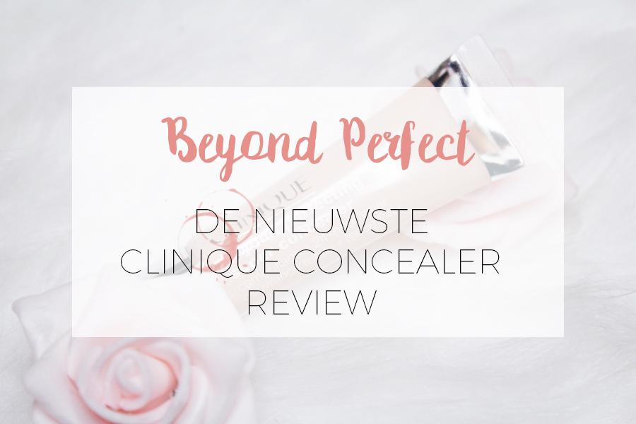 DE PERFECTE CONCEALER - BEYOND PERFECT VAN CLINIQUE