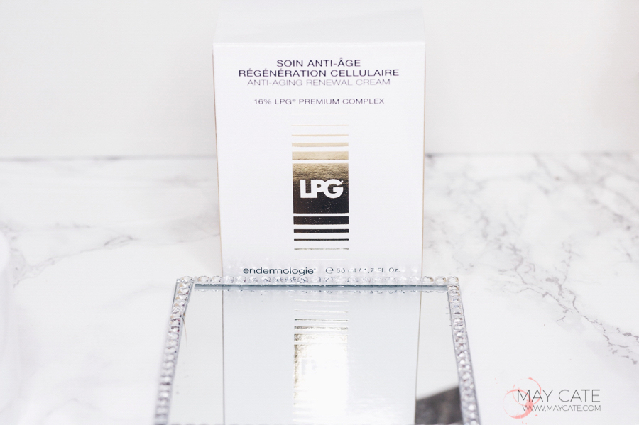 REVIEW: LPG ANTI-AGING CREAM
