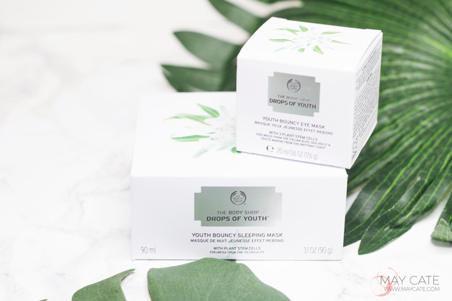 The bodyshop drops of youth masker