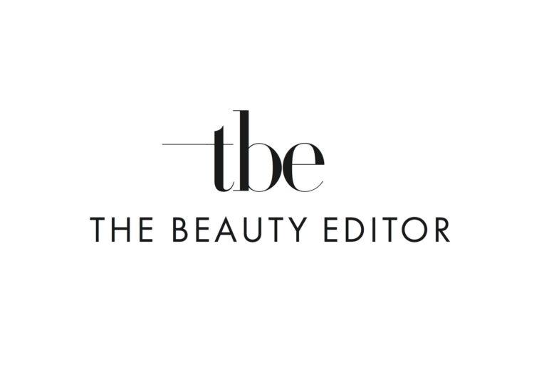 The beauty editor logo