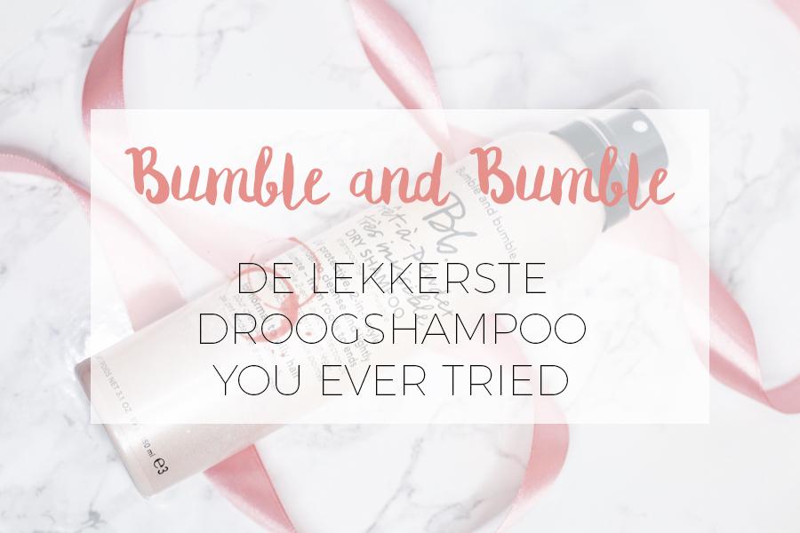 BUMBLE & BUMBLE DROOGSHAMPOO