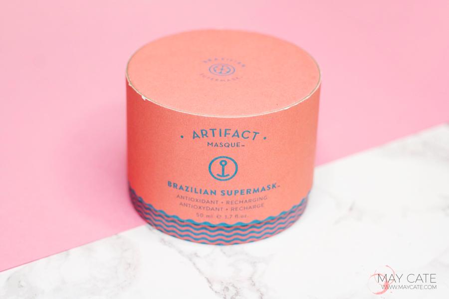Artifact Brazilian Antioxidanten masker The beauty editor