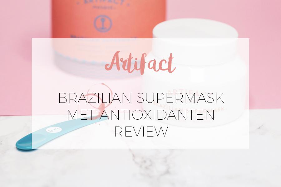 Artifact Brazilian Antioxidanten masker