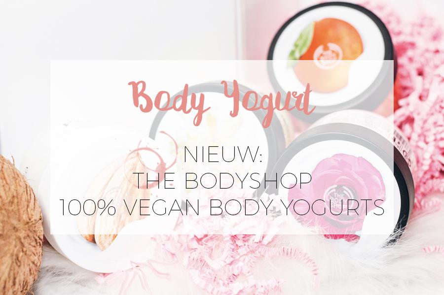 BODY YOGURTS VAN DE BODYSHOP