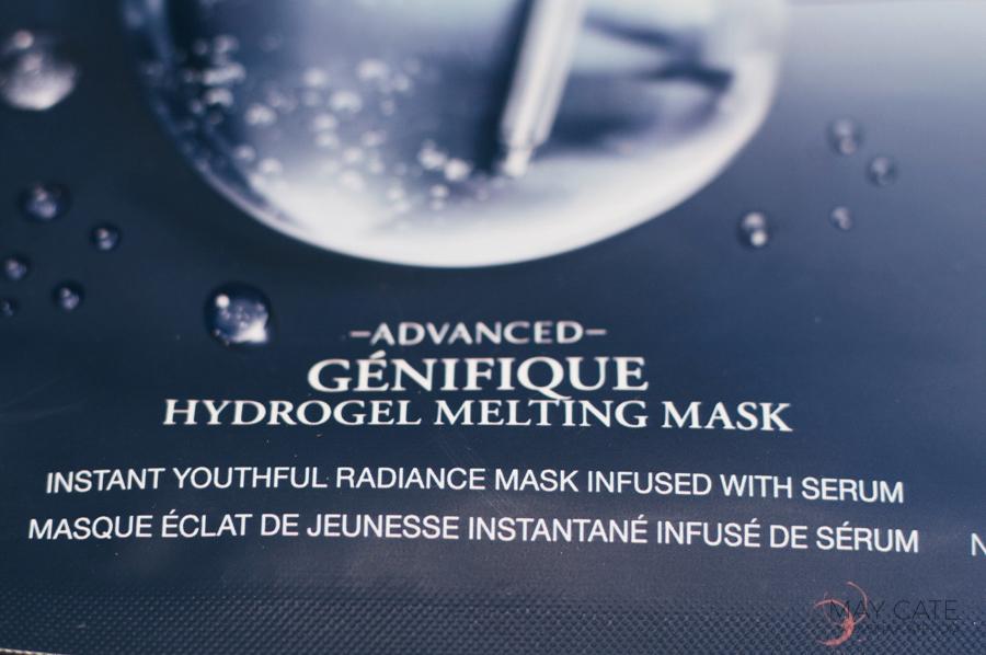 Lancome Hydro sheet mask Genefique