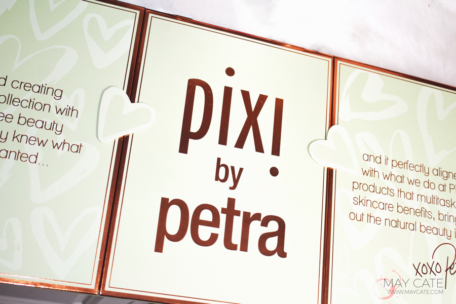 PIXI BEAUTY COLLABS MET BEAUTY INFLUENCERS